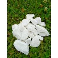 Мраморный щебень ландшафтный, декоративный, гранитная крошка (фр. 40-70 мм.)